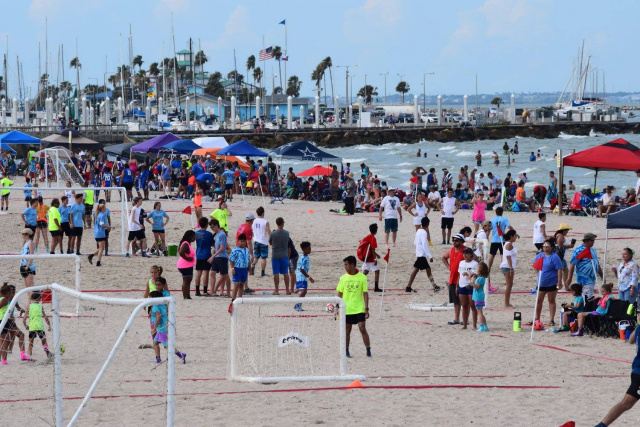 14th Annual Express Beach Soccer Fest